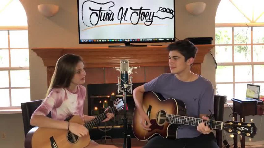 One Number Away - Luke Combs Cover By Juna & Joey.