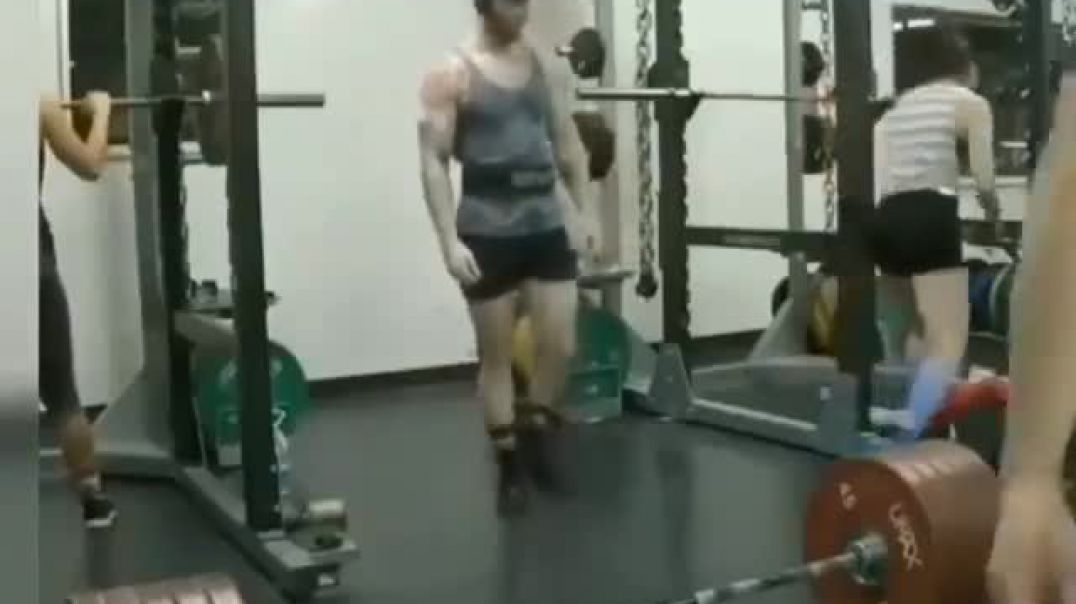 Never Lift Too much Weight