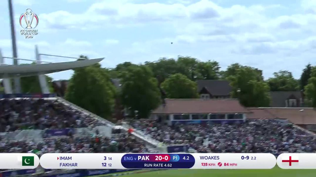 Pakistan VS England World Cup 2019 Match Full Highlights