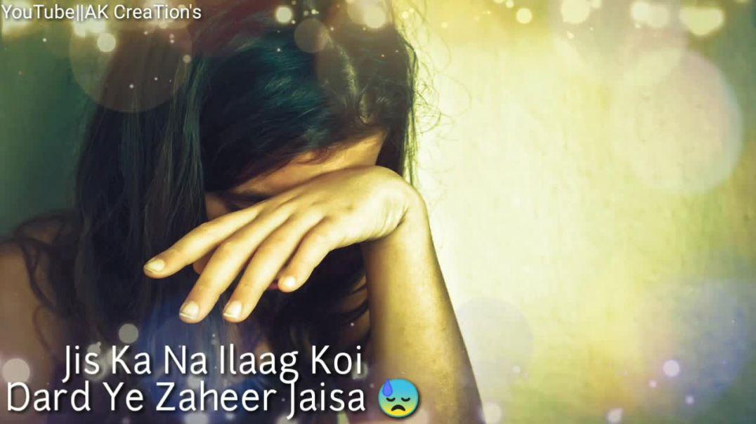 Kahin Deep Jalay Ost WhatsApp Status | Pakistani Drama Song