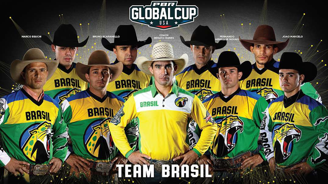 Team Brazil an Unstoppable Force - AU Global Cup 2018.