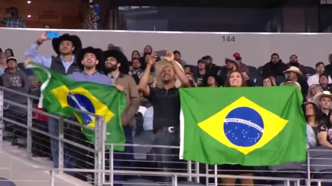 Team Brazil Wins Again - The 2019 PBR Global Cup USA.