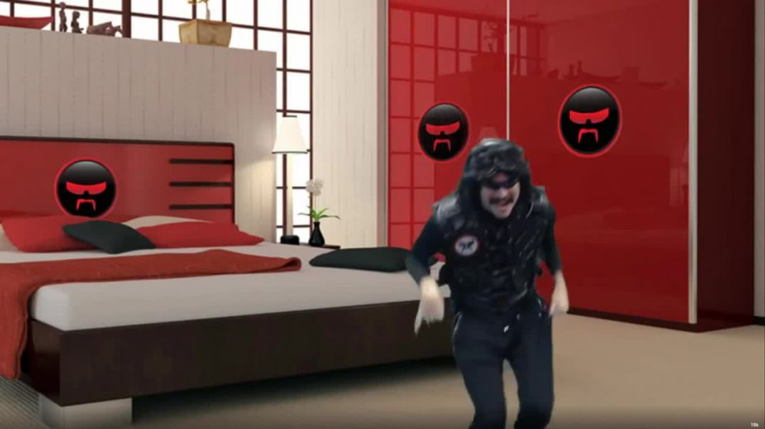 Dr.Disrespect - Gillette (The Best A Man Can Get) By 199X [Dance Video]