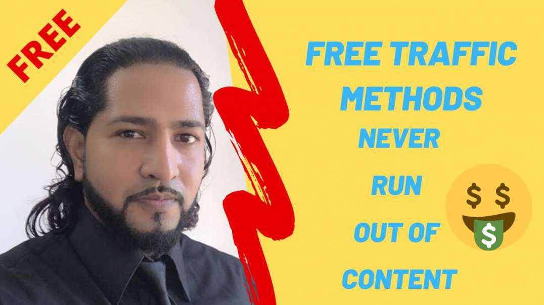 Affiliate Marketing 2020 - FREE Organic Traffic Methods That REALLY works