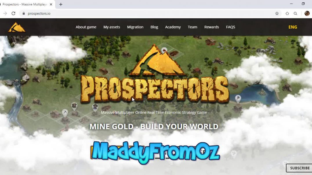 How To Connect To Prospectors Game