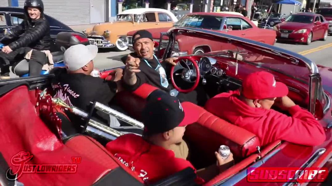 Cruising La Mission - By Justlowriders TV.