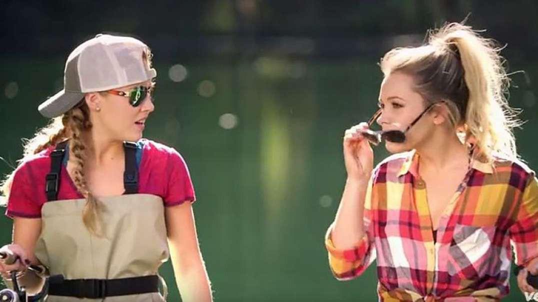 Shut Up And Fish - Maddie & Tae.