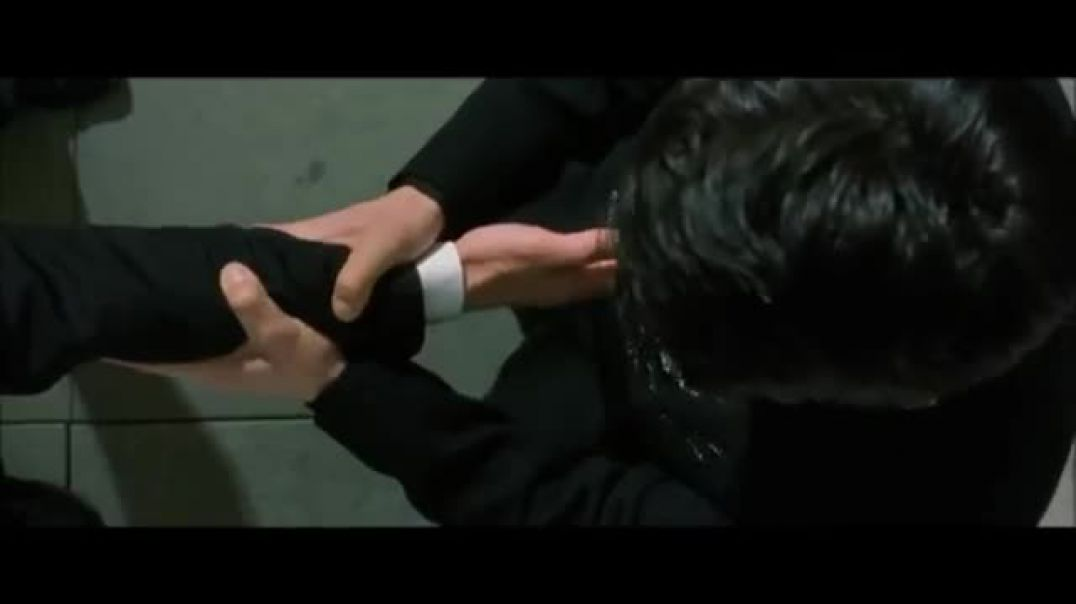 Matrix Reloaded (Music scene) - Burly Brawl - Neo vs Smiths