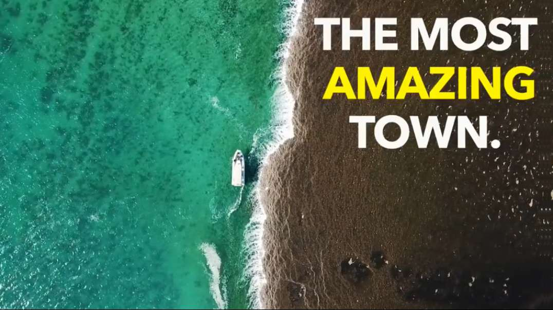 The Most Amazing Town, Broome Western Australia - By Nas Daily.