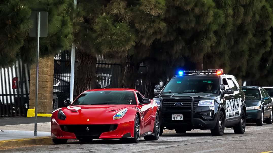 Cops Hate SuperCar Drivers: By Effspot.