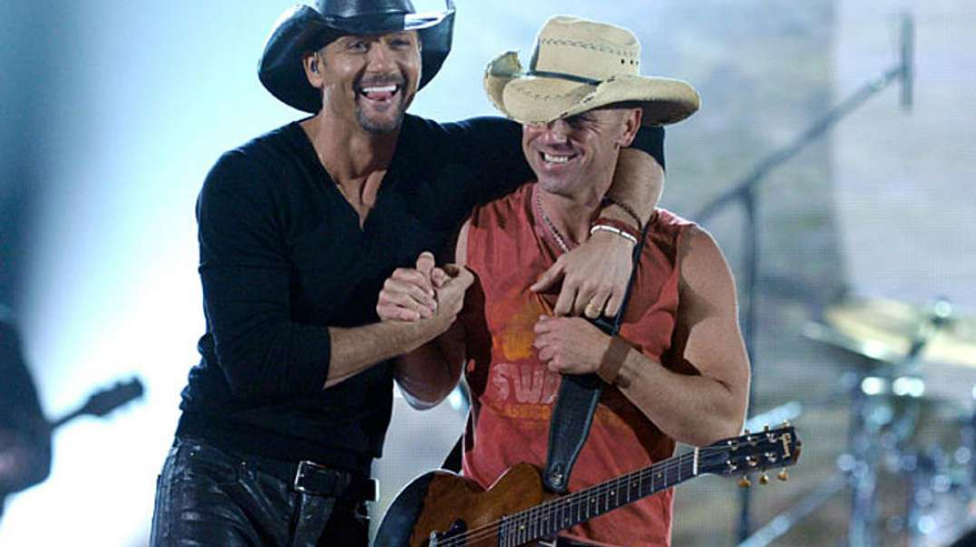 Feel Like A Rock Star - Kenny Chesney & Tim McGraw.