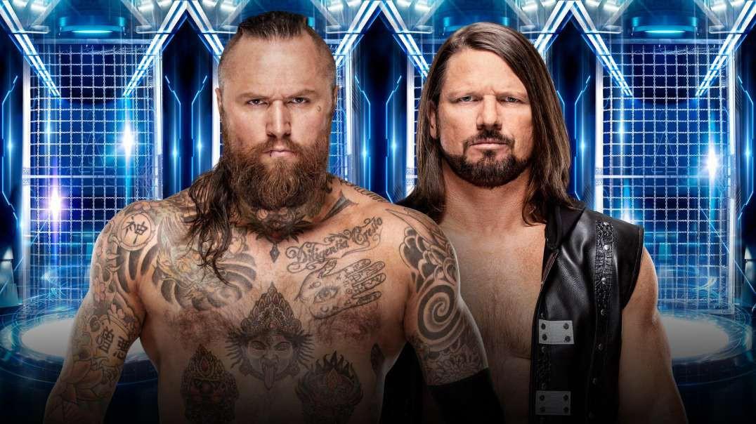 WWE Elimination Chamber -Return of a legend