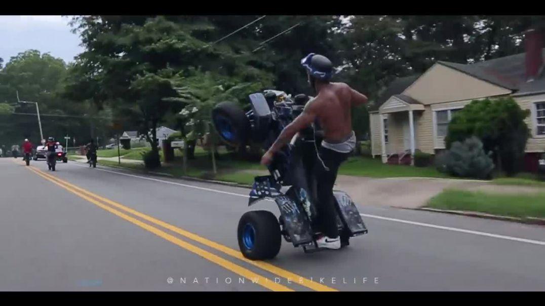 Atlanta BikeLife RideOut #2 - Nationwide BikeLife.