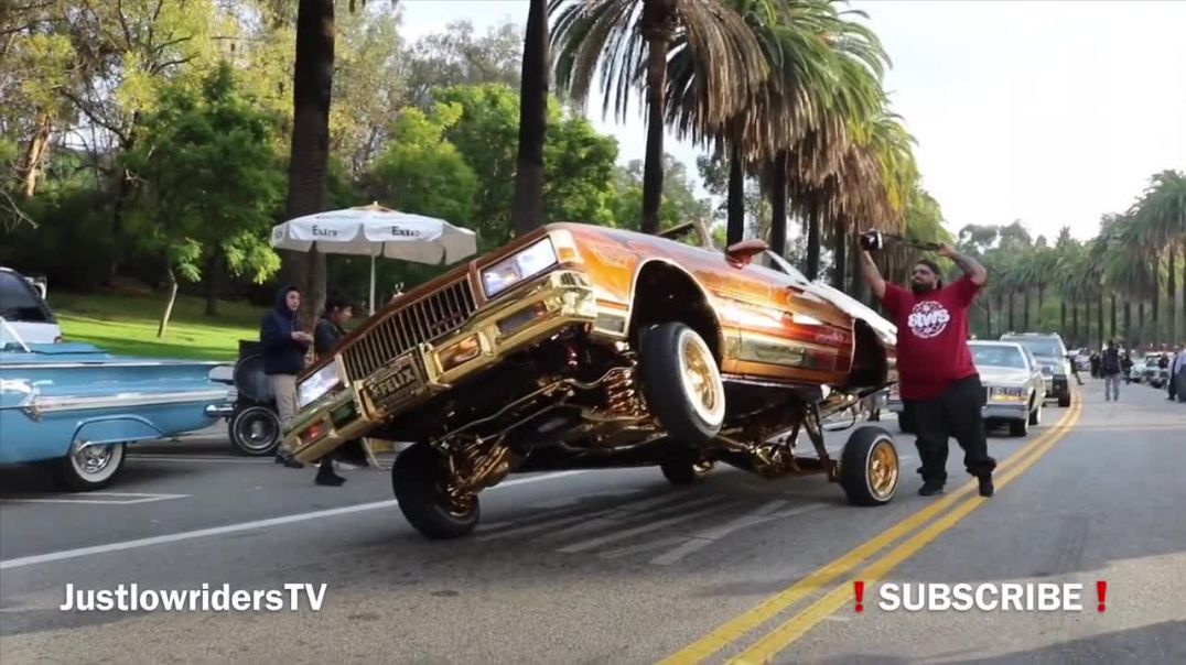 LowRiders 3-Wheeling - Justlowriders TV.
