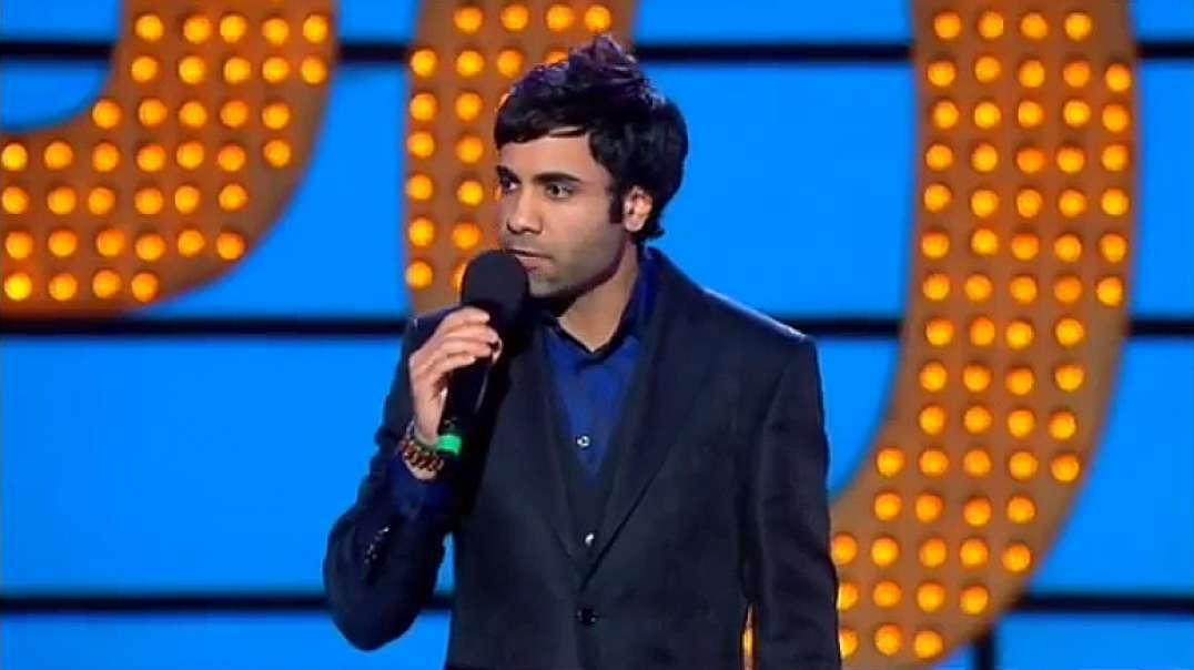 Paul Chowdhry - Live at the Apollo: Ovid.
