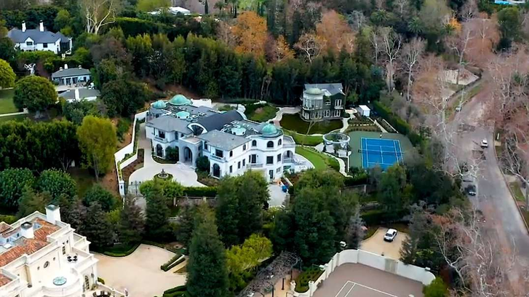 $50 Million LA Mansion: ProducerMichael.