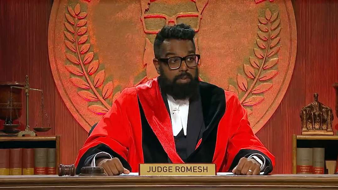 The Best Of Romesh Ranganathan Part 2: Judge Romesh.