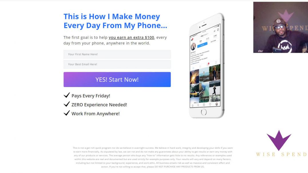 Discover Heal Work from Home Fallen on Hard Times Start with this Strategy Make Money Online!