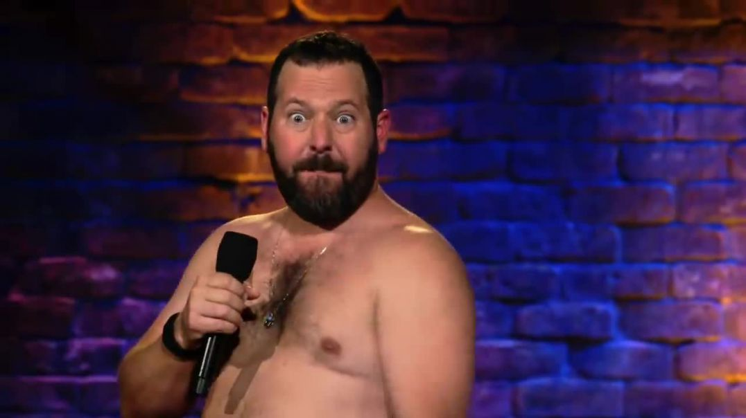 The Machine: Bert Kreischer.