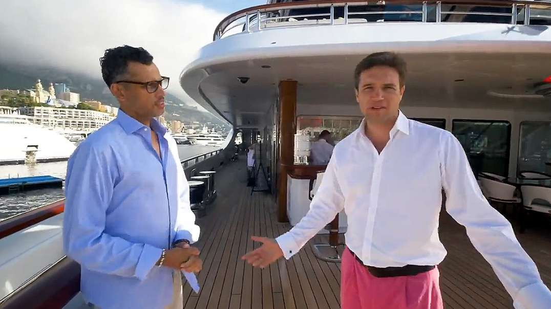 Inside a Billionaire's SuperYacht: TheYachtGuyOfficial.