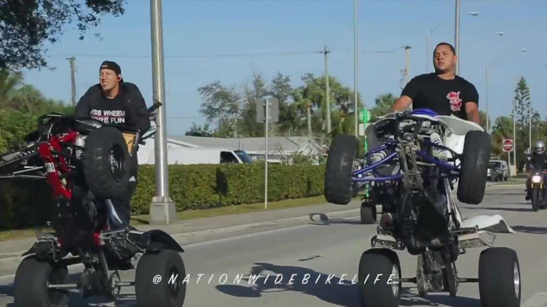 Miami BikeLife MLK RideOut #2 - Nationwide BikeLife.