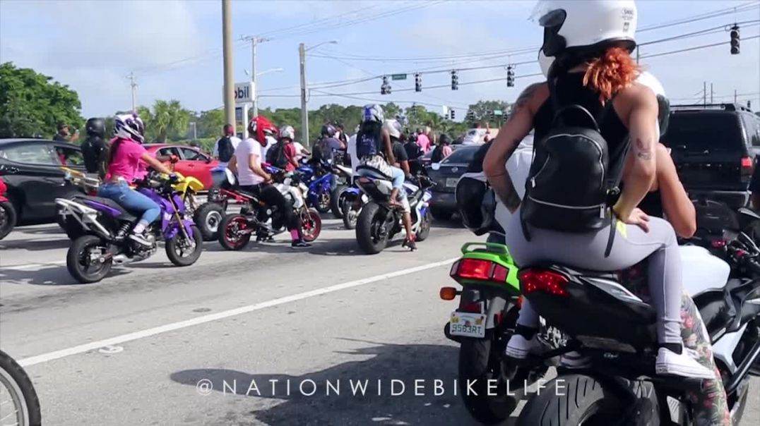 West Palm BikeLife Breast Cancer RideOut #2 - Nationwide BikeLife.