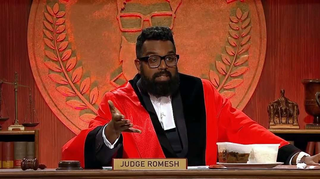 The Best Of Romesh Ranganathan Part 1: Judge Romesh.