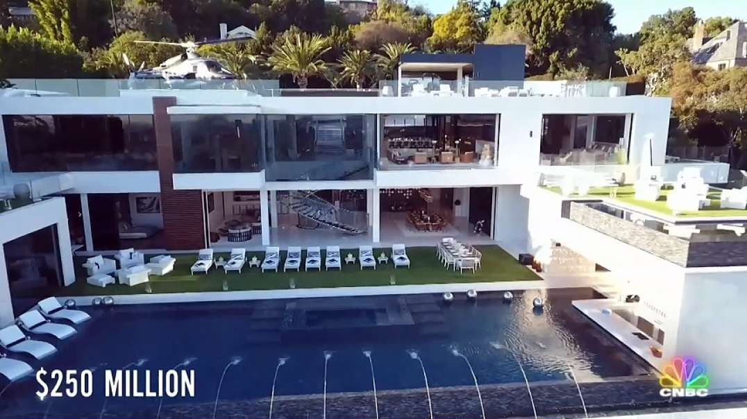 Inside Four $100+ Million Mega Mansions: Cnbc Make It.