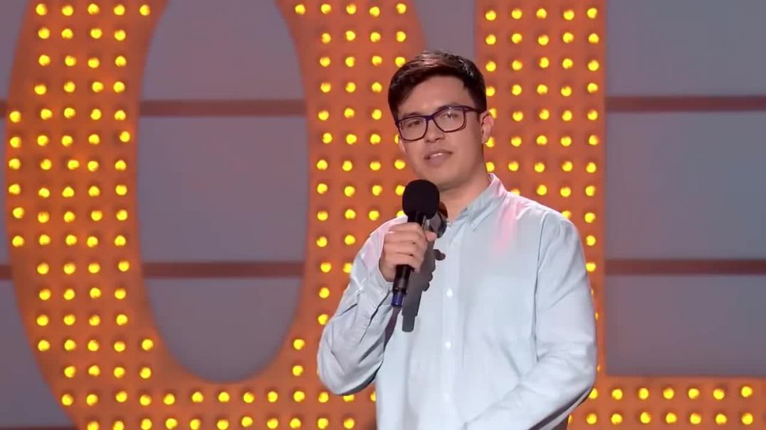 Phil Wang Live At The Apollo: ArseRaptor.