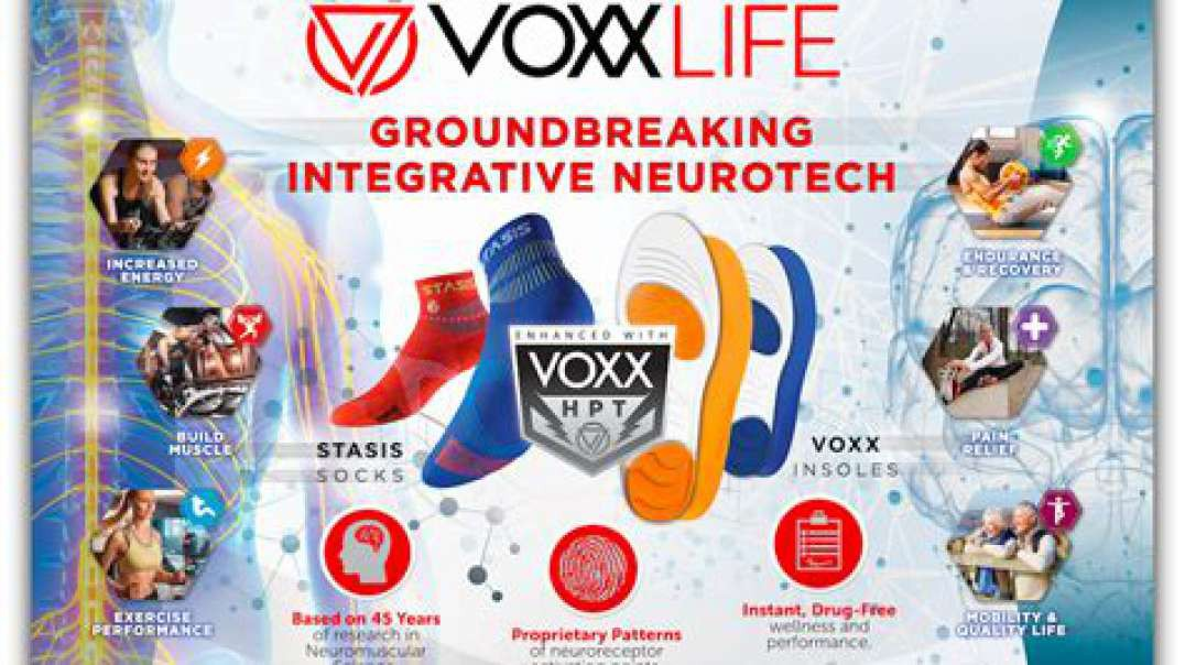 VoxxLife Neuromuscular Science