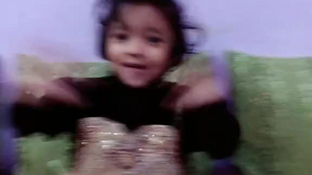 Baby acting osm