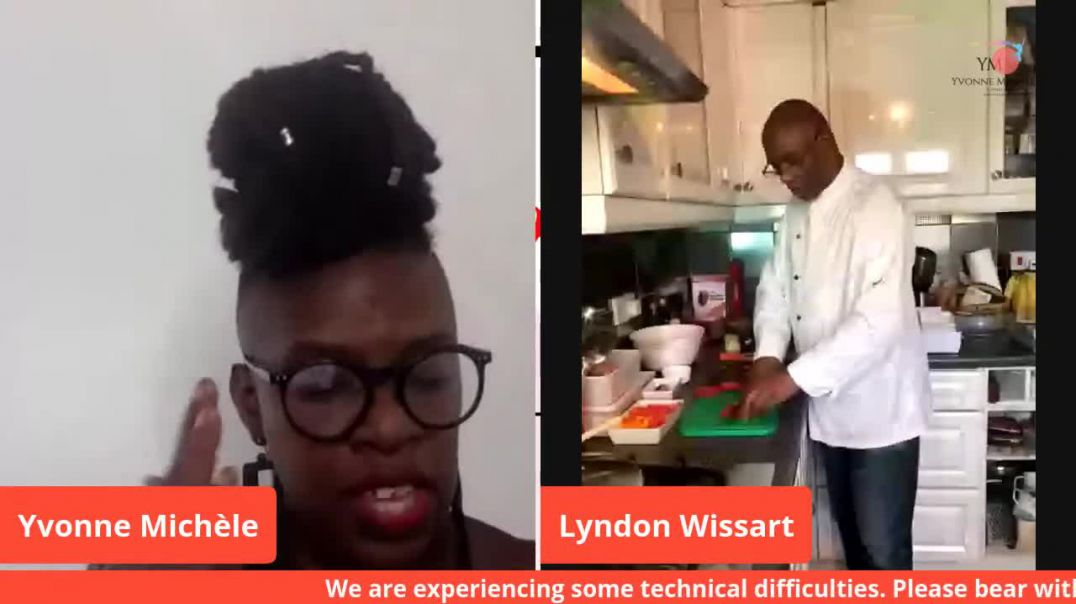 Let's Cook weekly live cooking