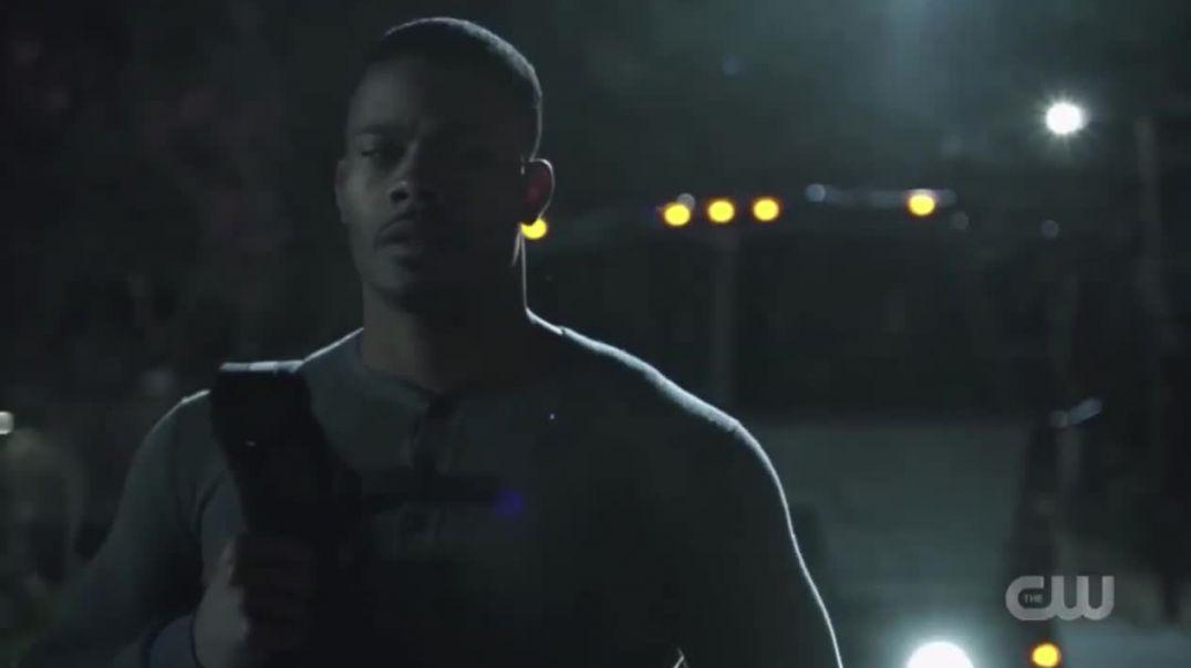 Black Lightning Season 3 Khalil and Painkiller vs The Markovians