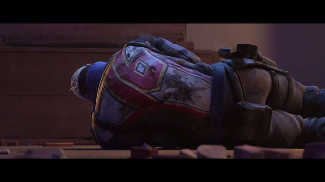 Overwatch Animated Short - Hero