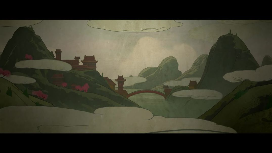 Overwatch Animated Short - Dragons