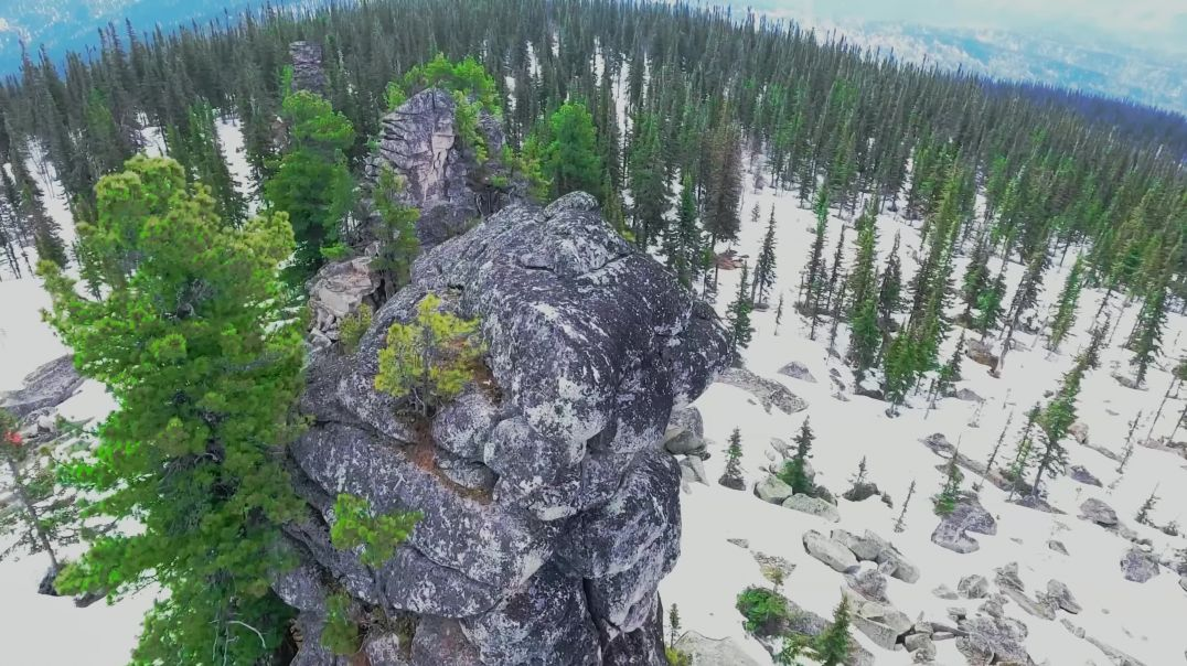 Megaliths of Altai