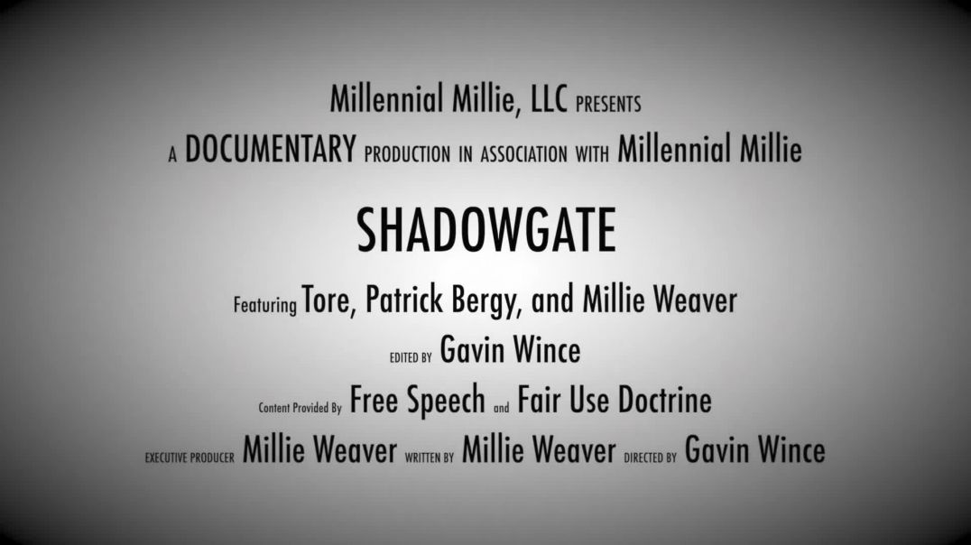 Shadow Gate by Millie Weaver