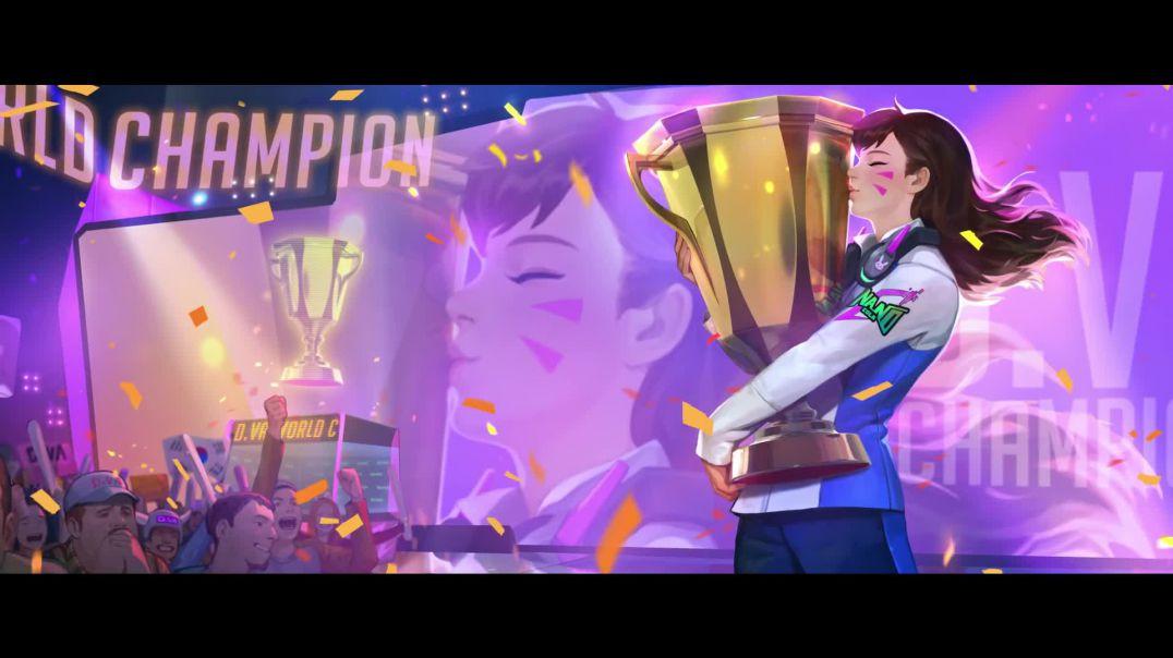 Overwatch Animated Short - Shooting Star
