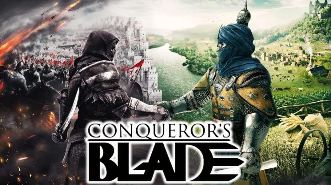 Conqueror's Blade - Rebel Fight in Open World