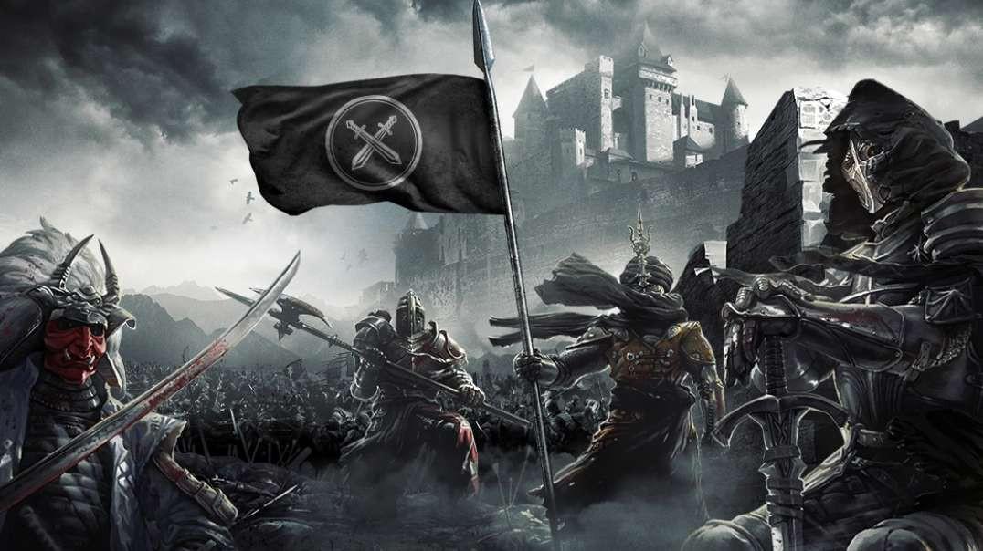 Conqueror's Blade - Siege Battle - Riverlands Castle Defence