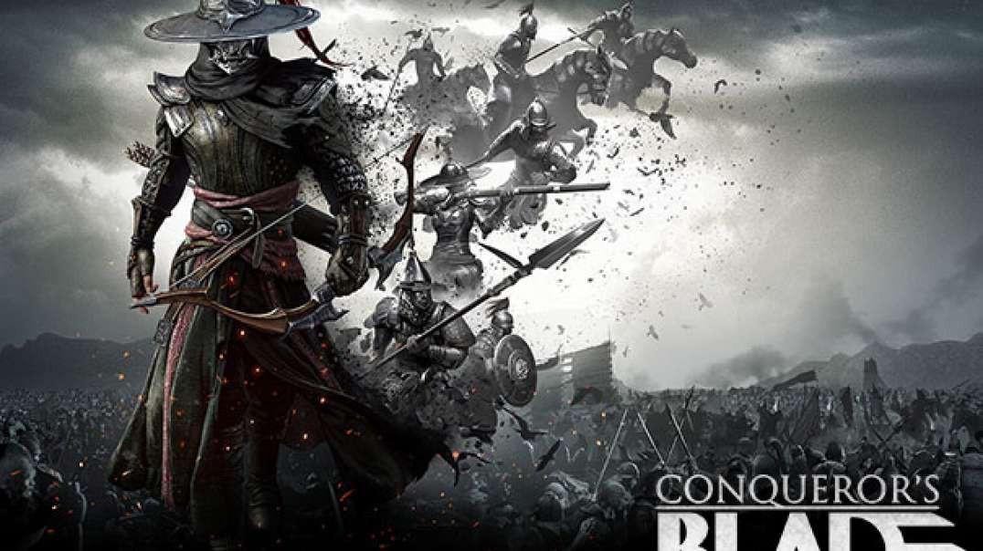 Conqueror's Blade - Halberdier Sergeants Gameplay