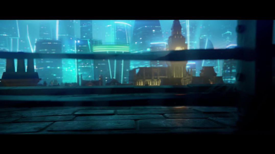 Overwatch Animated Short - Alive