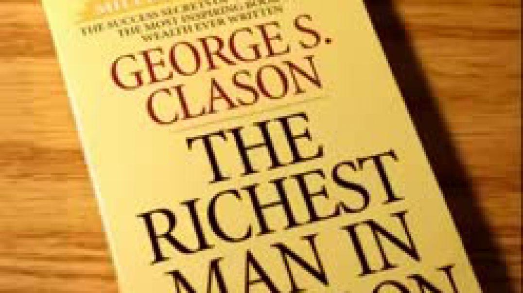 The Richest Man in Babylon - George S. Clason