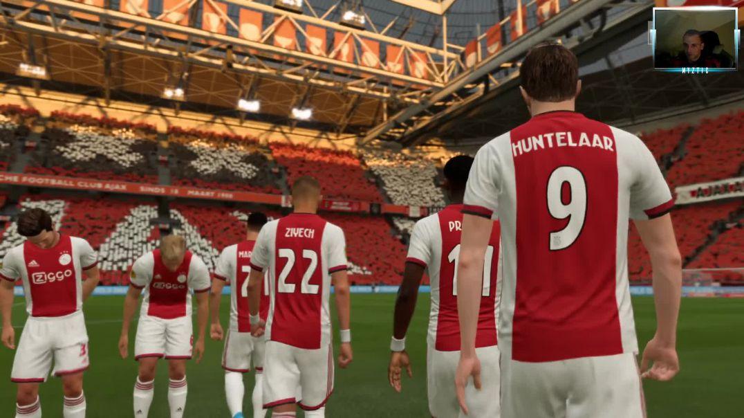 Fifa 2020 - Ajax plays against Maradona and Friends
