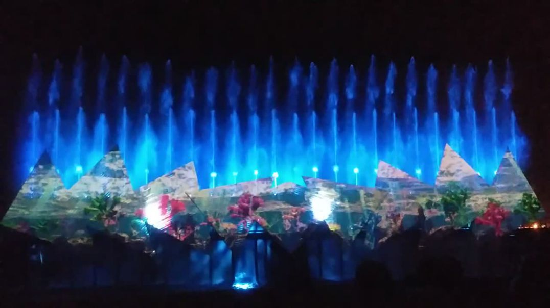 Best Water Show in Singapore