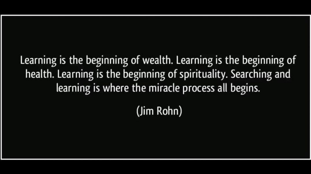 Jim Rohn - 10 Life Skills Everyone Should Learn