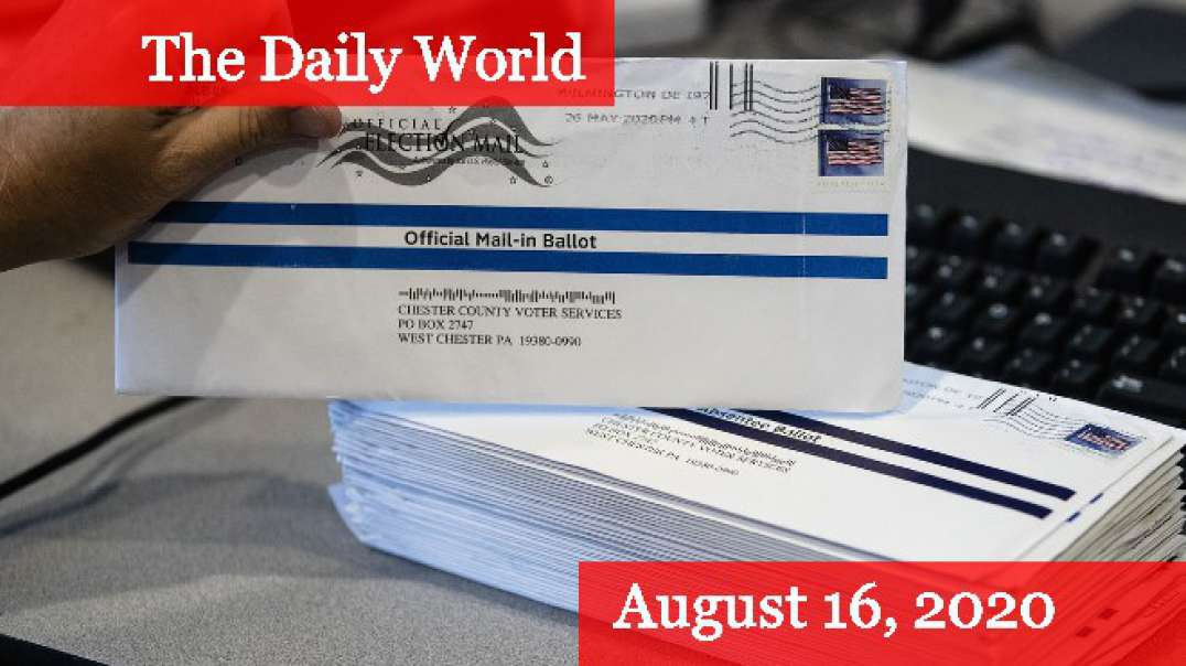 No Guarantee For All Mail-In Ballots To Be Counted