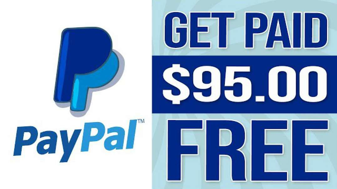 Get PAID $95 EVERY HOUR In FREE PayPal Money (Make Money Online Writing)