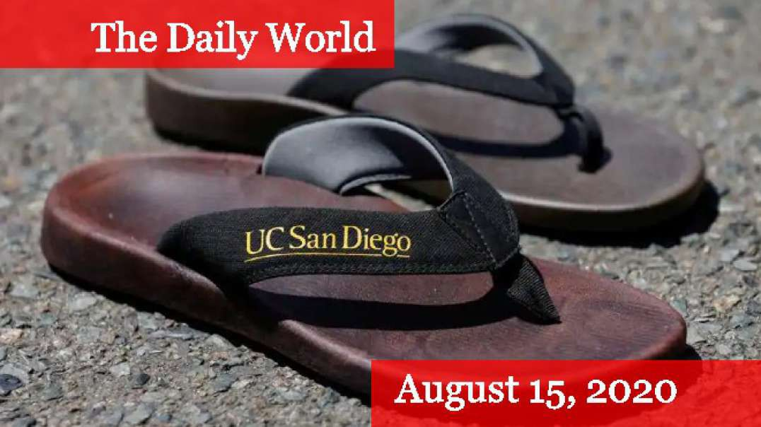 Can These Flip Flops Save the World?