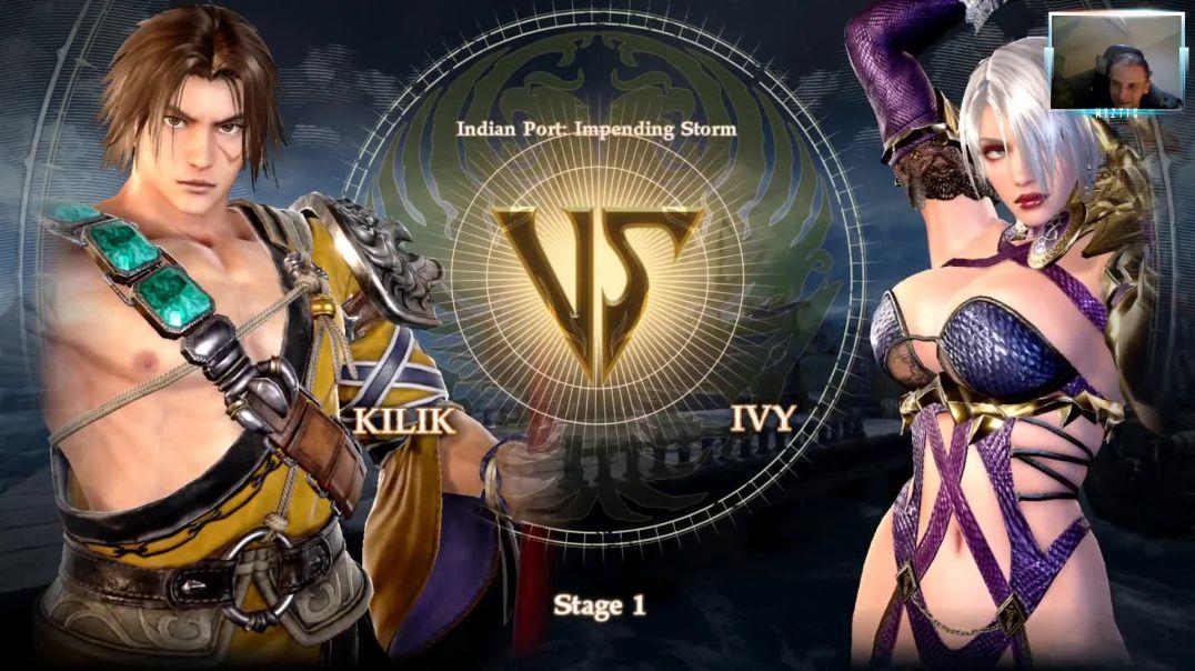 Soul Calibur VI - Kilik Gameplay